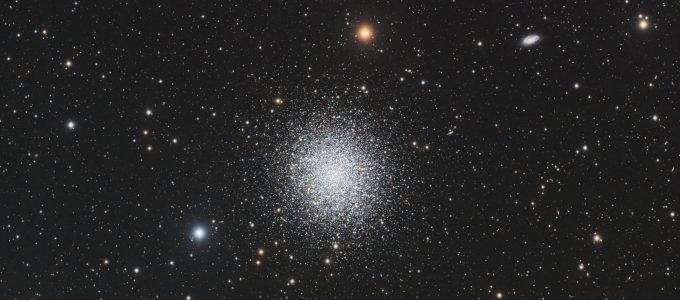 M 13, NGC 6205
