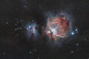The Great Orion Nebula (M42)